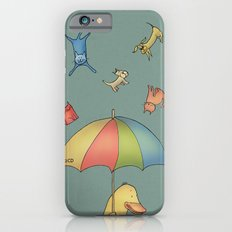 It's raining cats and dogs Slim Case iPhone 6s