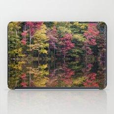 autumn reflections iPad Case