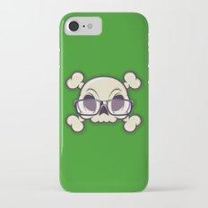 Nerd Skull Slim Case iPhone 7