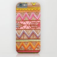 iPhone & iPod Case featuring Two Feathers... by Lisa Argyropoulos
