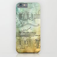 Tremolo patent iPhone 6 Slim Case