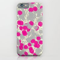 iPhone & iPod Case featuring Blobs 2 by Ellie Kempton