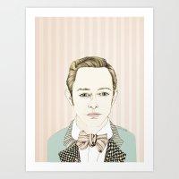 Pablo Rivero Art Print