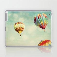 Perfect Dream - Hot Air Balloons Laptop & iPad Skin