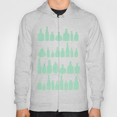 Bottles Mint Hoody