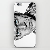 The King of Cool iPhone & iPod Skin