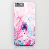 Abstract In Pink iPhone 6 Slim Case