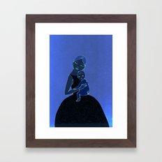 Gentleness  Framed Art Print
