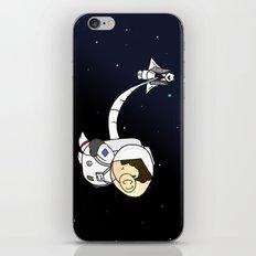 Astro Pig iPhone & iPod Skin