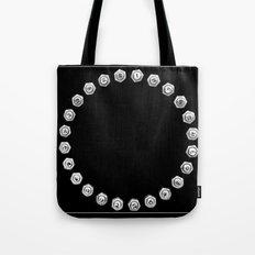 Bolts Tote Bag