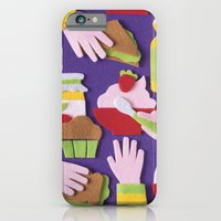 iPhone & iPod Case featuring Breakfast by Jacopo Rosati