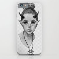 Monster Girl #3a iPhone 6 Slim Case