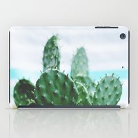 Summer Succulent iPad Case