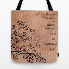 mulan  quote Tote Bag