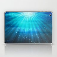 Fantasy Water Laptop & iPad Skin