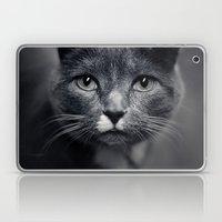 Les Yeux du Chat Laptop & iPad Skin