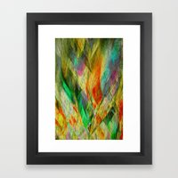 The Colors of Autumn Framed Art Print