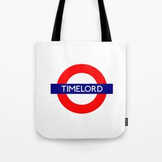 Timelord Tote Bag