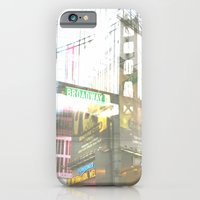 iPhone & iPod Case featuring SF to NY by Suzanne Kurilla