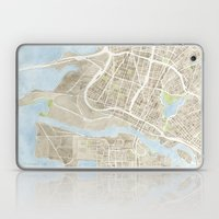 Oakland California Water… Laptop & iPad Skin