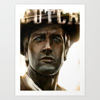 Butch '69 Art Print