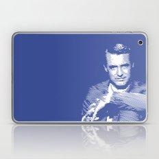 Cary Grant Blue Laptop & iPad Skin