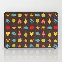 Happy pattern iPad Case