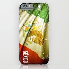 Flag of Mexico Slim Case iPhone 6s