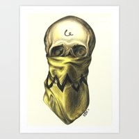 You're A Bad Man, Charli… Art Print