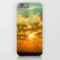 iPhone & iPod Case featuring Sunrise by Valentina M.