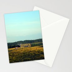 hill top Stationery Cards