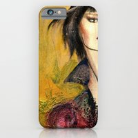 iPhone & iPod Case featuring Vivian wakes by Dnzsea