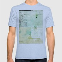Above Sea Level Mens Fitted Tee Athletic Blue SMALL