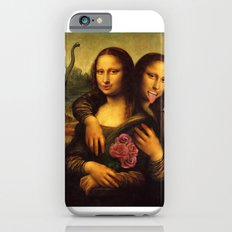 Monalisa Twins iPhone 6s Slim Case