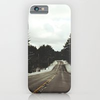 Driving Home iPhone 6 Slim Case