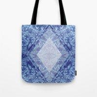 Crystal Kaleidoscope Tote Bag