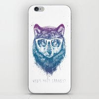 Who's your granny? iPhone & iPod Skin
