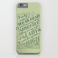 Jane Austen Covers: Emma iPhone 6 Slim Case