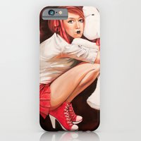 iPhone & iPod Case featuring Lines of Me. Snowflake. by Yulia Katkova