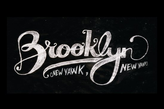 Brooklyn New Yawk Canvas Print