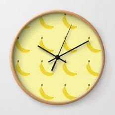 Bananas!!! Wall Clock