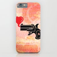 Pistol Blowing Bubbles O… iPhone 6 Slim Case