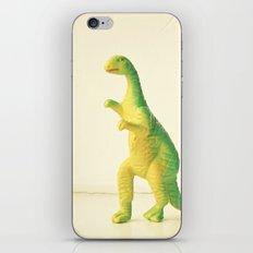 Dinosaur Attack iPhone & iPod Skin