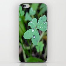 Cloverfield iPhone & iPod Skin