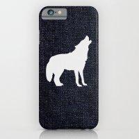 Jeans dog iPhone 6 Slim Case