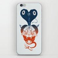 ENDANGERED SPECIES iPhone & iPod Skin