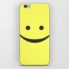 Smiley iPhone & iPod Skin