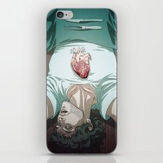 Remarkable Boy (Will Graham) iPhone & iPod Skin