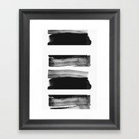 TY01 Framed Art Print