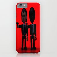 Toy Pulp Fiction iPhone 6 Slim Case